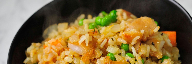 Arroz frito chino