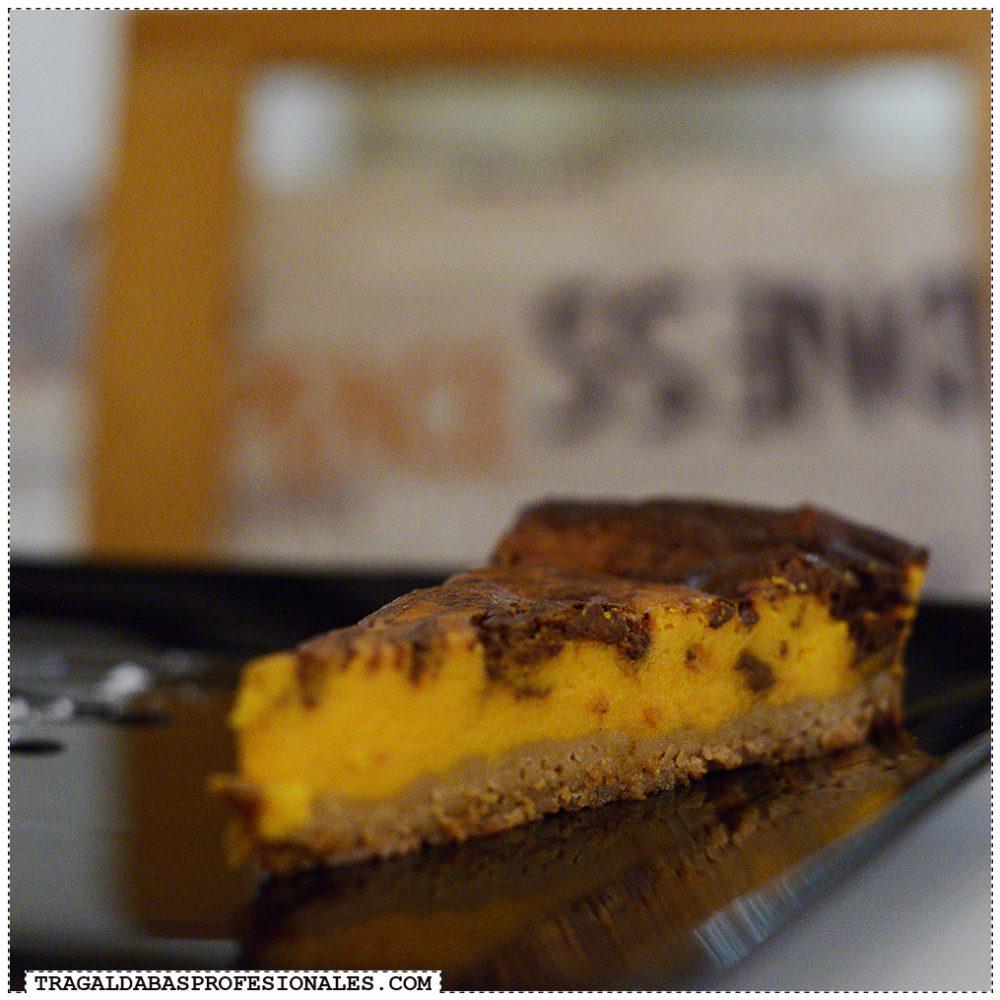 Tragaldabas Profesionales - Restaurante La Renda Javea Xabia Tarta Calabaza