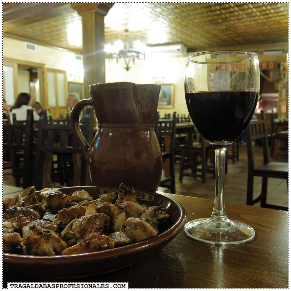 Restaurante El Molinero - Traspinedo - Valladolid - Tragaldabas Profesionales